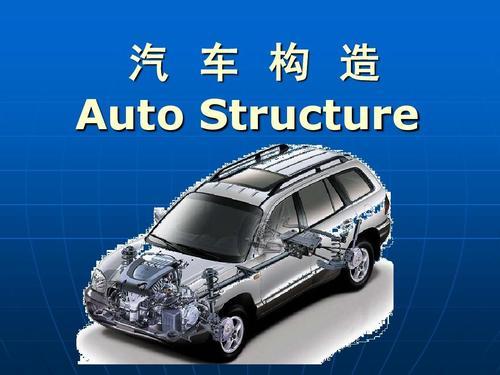 汽车构造(共28套打包)
